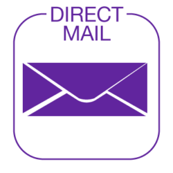 Direct Mail Button