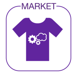Market Button