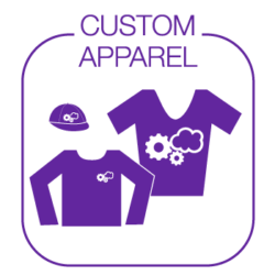 Custom Apparel Icon