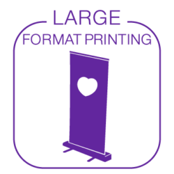 Large Format Icon