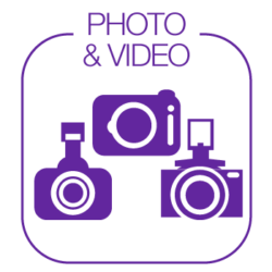 Photo and Video Icon
